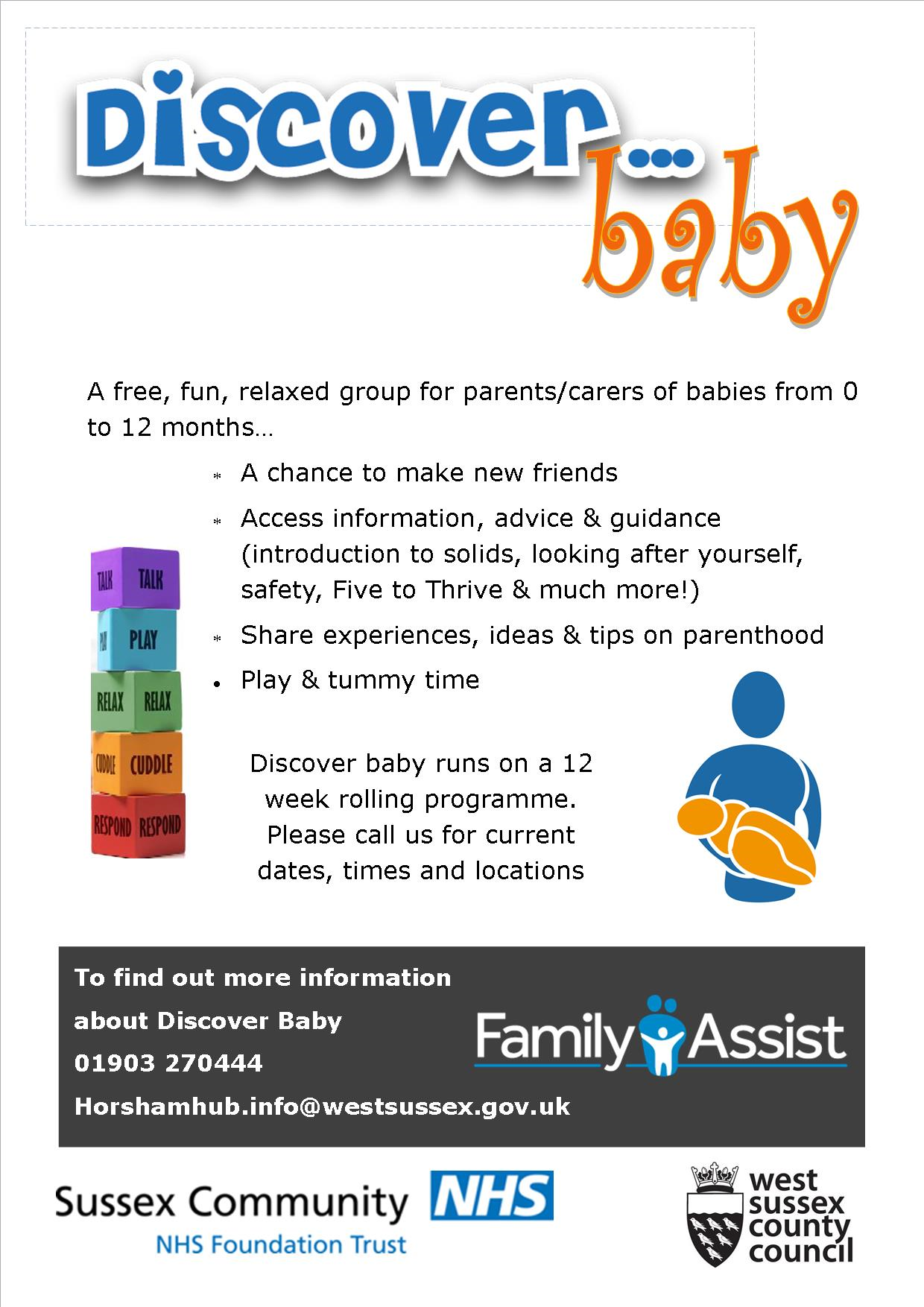 Discover Baby Course